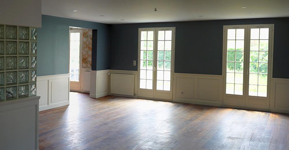 Aménagement d'une maison individuelle  Saint Jean le Blanc