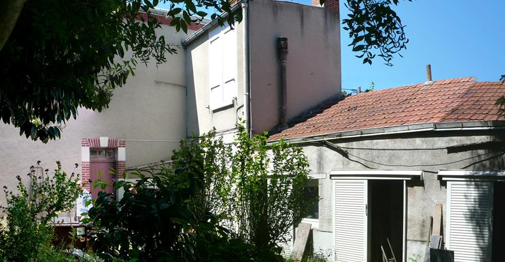 Acanthe r alisation restructuration et extension d une for Extension maison orleans