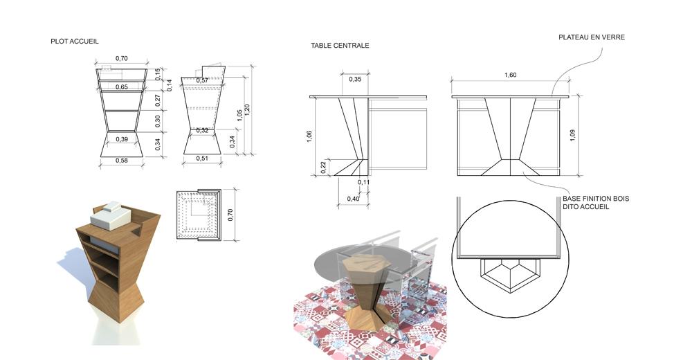 Aménagement et équipement d'une brasserie  Orléans
